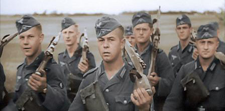 WW2 German Soldiers Picture